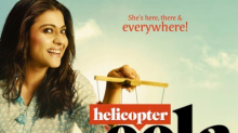 Kajol's 'Helicopter Eela' Poster: A Coming-of-age Film for Parents