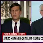 Wolf Blitzer Holds Jared Kushner's Feet To The Fire Over Donald Trump's COVID-19 Failure
