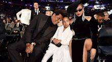 Blue Ivy Carter already has her own stylist