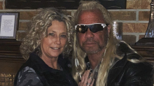 Dog the Bounty Hunter is engaged to new girlfriend Francie Frane — less than a year after Beth's death