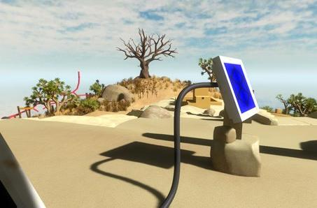 The Witness preview: Peering through the Myst