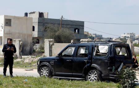 Hamas Blames Palestinian Authority Men For Pm Assassination Attempt