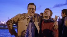 Stephen Colbert Finds Common Ground With Russian People