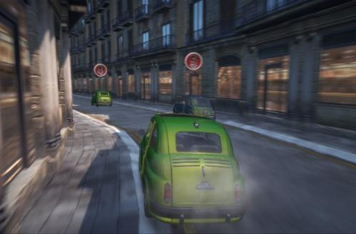 Wheelman fuels up with premium DLC on 360 today, PS3 May 7