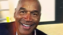 O.J. Simpson joined Twitter, and people are protesting by following Ron Goldman's sister