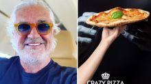 """Briatore apre una pizzeria a Montecarlo, ma la sua margherita è un flop: """"25 euro per questa pizza?"""""""