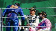 Finlandês acerta pódio de GP da Itália e leva R$ 210 mil após aposta de R$ 1,26