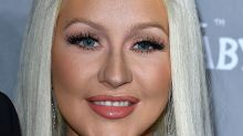 Christina Aguilera's natural look stunned fans at the AMAs