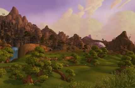 World of Warcraft examines the art of designing proto-Nagrand