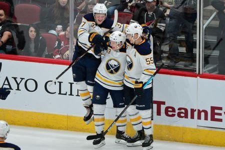 NHL roundup  Skinner s hat trick leads Sabres in rout c309e0102