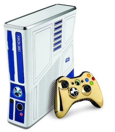 Microsoft reveals Droid-themed Xbox 360 bundle for Star Wars Kinect