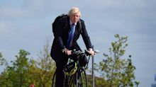 Matt Hancock says Boris Johnson was right to go on bike ride 7 miles away from home