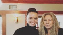 Surprise! 'Star Wars' Actress Daisy Ridley Is Making Her Musical Debut With a Real Pro