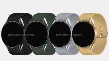 預載 Wear OS 的 Samsung Galaxy Watch 似乎是這個樣子