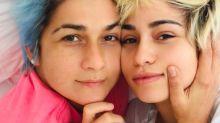 Nanda Costa e Lan Lahn se casam no civil e ganham votos de fãs no Instagram