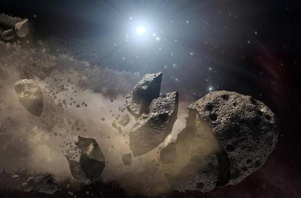 Planetary Resources wants your help spotting asteroids