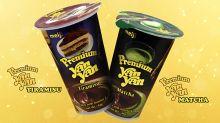 Yan Yan launches new flavours - tiramisu and matcha