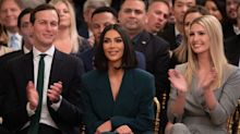 Kim Kardashian visits White House for criminal justice initiative: 'I wanted to do the right thing'