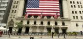 New York Stock Exchange. (Getty Images)