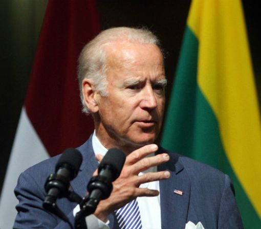 Biden to the Baltics: Don't Take Trump's NATO Comments Seriously
