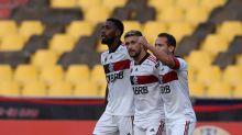 Flamengo supera adversidades, sufoco no fim e alivia tensão ao vencer o Barcelona-EQU