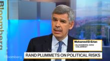 El-Erian Says South Africa Is Risking Market Credibility
