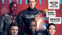 Marvel heroes assemble for Vanity Fair cover: The epic tweet-cap