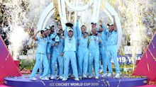 Eoin Morgan cannot wait for another chance to celebrate England's World Cup win
