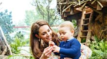 Duchess of Cambridge 'just winging it' when it comes to motherhood