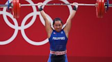 Philippines Female Weightlifter Wins the Country's First-Ever Gold Medal: 'It's Unbelievable'