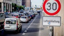 Gerichtsurteil: Zu viel Stickstoffdioxid - Berlin muss Grenzwerte einhalten