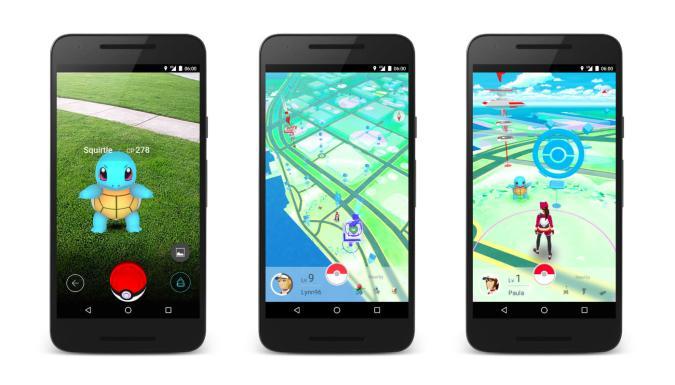 How 'Pokémon Go' will work on your smartphone
