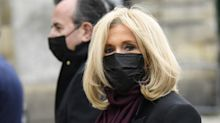 France's Brigitte Macron self-isolates after contact with Covid-19 case