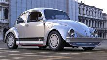 Volswagen Beetle GTI clásico, lo que nunca fue...