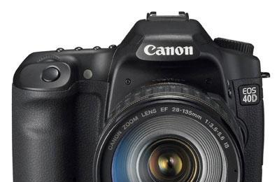 Canon EOS 40D's early review roundup