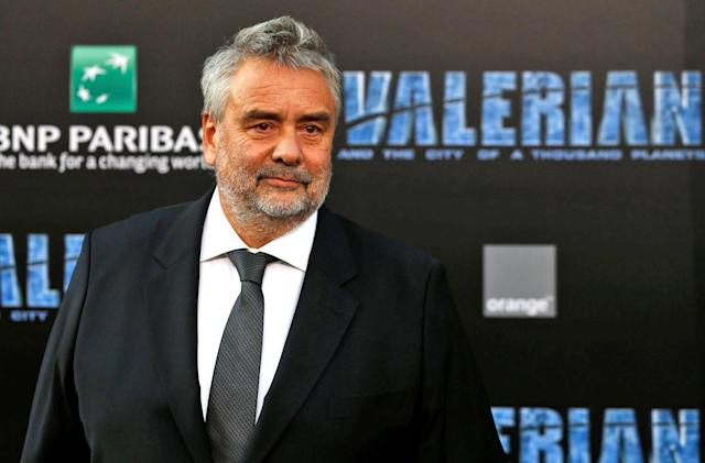 Netflix is reportedly close to buying Luc Besson's movie studio