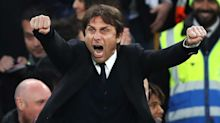 Chelsea moves within a win of Premier League title after crushing Middlesbrough 3-0