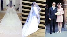 Meghan Markle and other famous brides who wore Givenchy