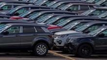 UK economy shrank in April after car plant shutdowns