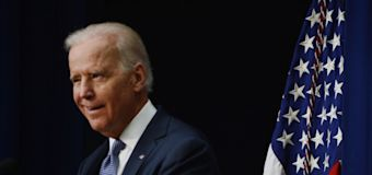 Keeping secrets, Biden may mitigate risks Trump poses