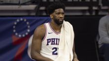 Joel Embiid will wear shoes honoring Kobe Bryant and Gianna Bryant against Lakers