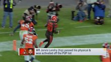 Rapoport: Jarvis Landry passed physical. activated from PUP list