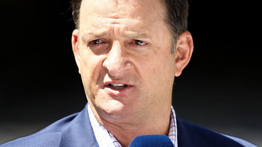 'Got no clue': Mark Waugh's stunning spat with cricket journo