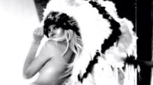 Pamela Anderson gets backlash after wearing a Native American headdress for Halloween