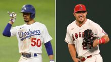 World Series: Mookie Betts better than Mike Trout, Tino Martinez says