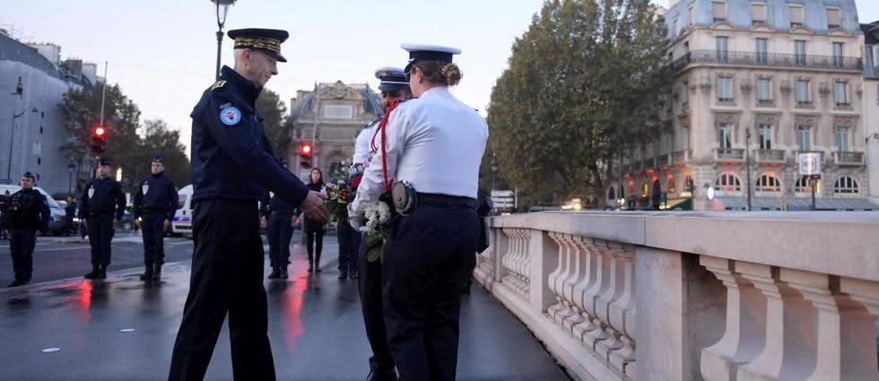 17octobre 1961: l'hommage du préfet de police «à la mémoire des morts»