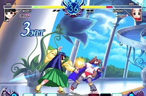 All-girl PS2 fighter Arcana Heart coming to North America