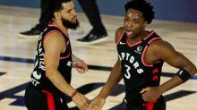 Basket - NBA - Les Toronto Raptors se sauvent au buzzer lors du match 3 contre Boston
