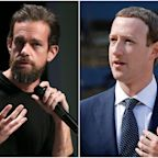 Trump's executive order is pushing social media titans Mark Zuckerberg and Jack Dorsey to clash over how they handle free speech