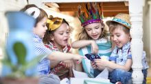 Could children's fiver parties spell the end of birthday presents?